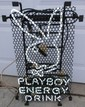 Playboy Energy Drink Neon Sign