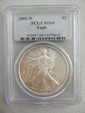 2008-W Silver Eagle, PCGS MS 69