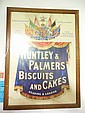 Huntley's Biscuits and Cakes English famed advertisement