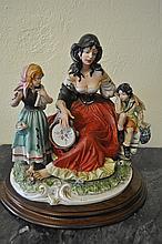 Italian Capodimonte Fine Porcelain