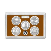US Proof Set National Parks Quarters Without Box 2013