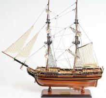 HAND MADE WOODEN ELCAZADOR Ship W/COA