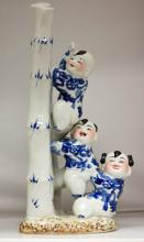 CHINESE PORCELAIN FIGURINES