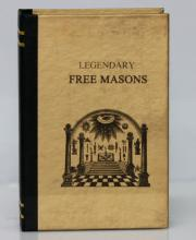 Collectors Edition Franklin Delano Roosevelt Masonic Fo