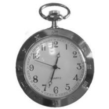 Collectors Edition Modern Style Open-face Pocket Watch