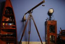 Collectors Edtion Telescope with Stand-40 inch