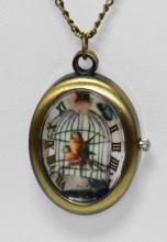 COLLECTIBLE RETRO VINTAGE STYLE POCKET WATCH