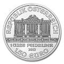 Austrian Philharmonic Silver One Ounce (DATE OF OUR CHO