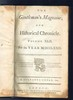 1772 Gentleman's Magazine, And Historical Chronicle