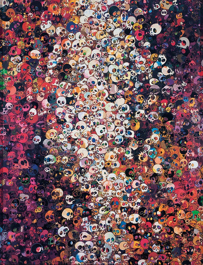 Takashi Murakami I Know Not. I Know