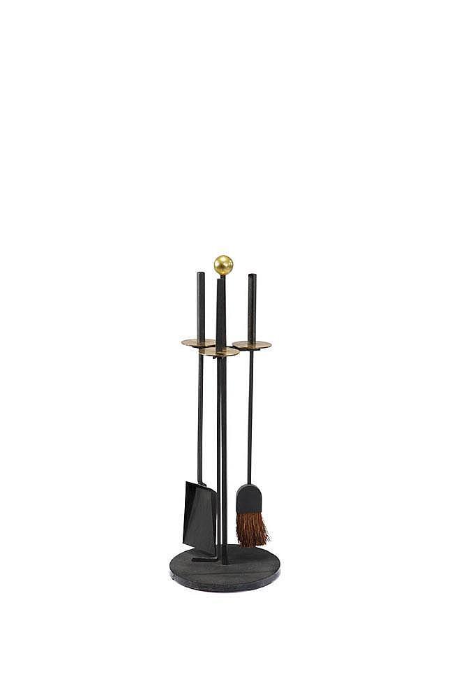 Mel Bogart Fire tool set