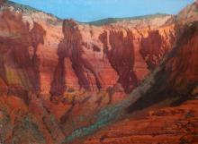 Merrill Mahaffey  Red Rocks 1