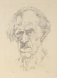 Cremer, Fritz (1906 Arnsberg - 1993 Berlin)