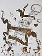 John Olsen (born 1928) Birds on the Darling 1979 lithograph A/P 1V / V1