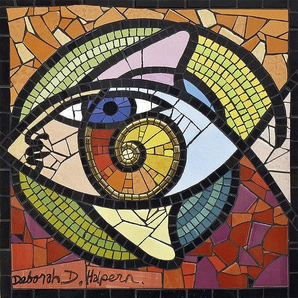 DEBORAH HALPERN (BORN 1957)