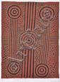 DAVID ROSS (20TH CENTURY) 'Argin' Bush Plum Dreaming screenprint 21/100