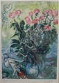 AFTER MARC CHAGALL Wondering Fair lithograph 298/500
