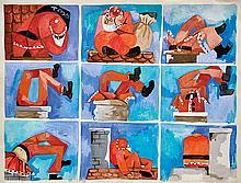 DOROTHY BRAUND (1929-2013)