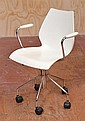 VICO MAGISTRETTI (1920-2006) MAVI OFFICE CHAIR BY KARTELL