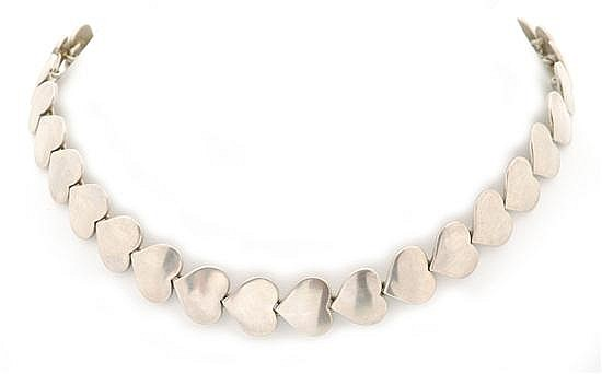 A NECKLACE BY GEORG JENSEN