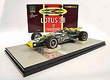 CAROUSEL 1 NO.5201 LOTUS 38