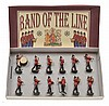BRITAINS BAND OF THE LINE, BRASS BAND OF THE LINE