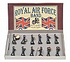 BRITAINS SET 1527 ROYAL AIR FORCE BAND