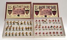 2 X SOLDIER PAC SETS INCLUDING P156 U.S MILITARY BAND, FULL DRESS UNIFORM;