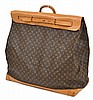 A STEAMER BAG BY LOUIS VUITTON