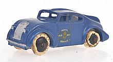 DINKY PRE-WAR ROYAL AIR MAIL SERVICE CAR