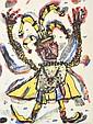 DAVID LARWILL (1956-2011) Rigoletto 1988 lithograph A/P X