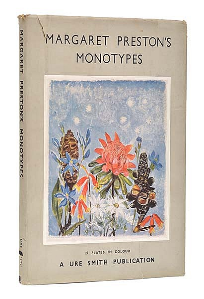MARGARET PRESTON'S MONOTYPES