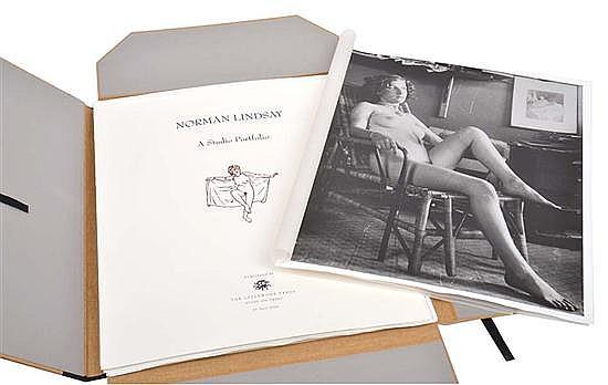 NORMAN LINDSAY: A STUDIO PORTFOLIO