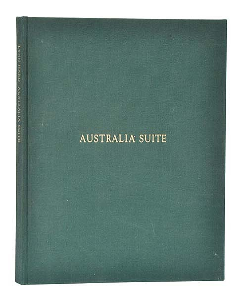 SHEAD, GARY (Illust.) AUSTRALIA SUITE.