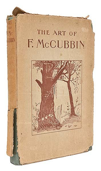 THE ART OF FREDERICK MCCUBBIN