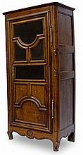 A 19TH CENTURY FRENCH PROVINCIAL SIDE CABINET
