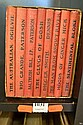 SET OF EIGHT C.J.DENNIS & BANJO PATTERSON VERSES IN SLIPCASE