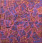 GLORIA TAMERRE PETYARRE (BORN 1945) Arnkerrthe (Mountain Devil Dreaming) 1999 synthetic polymer paint on linen