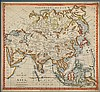 18TH CENTURY MAP OF ASIA