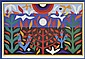 JOHN COBURN (1925-2006) Tree of Life 1988 screenprint 12/99