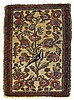 Foliate and Bird Oriental Rug
