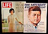 Life & Post Kennedy Story Magazines