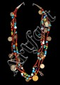 3 Strand Treasure Necklace