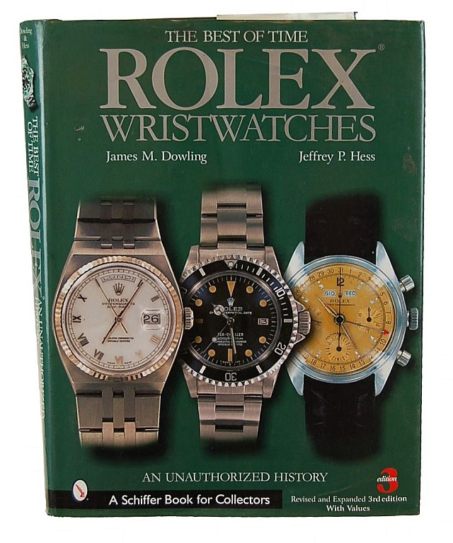 Time Rolex Reference Book