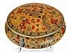 Chinese Satsuma Style Lidded Bowl