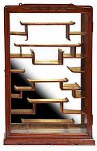 Contemporary Netsuke Cabinet