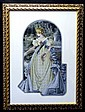 Framed Needlework: Victorian Fashion