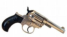 Model 1877 Colt Revolver Owned by Wyatt Earp