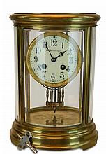 1910 Civil War Veteran's Presentation Japy Clock