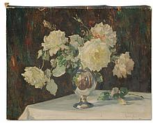 Owen Bowen (1873-1967) Still Life Painting